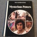 COLIN WILSON / MYSTERIOUS POWERS [BOOK]