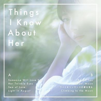 KENSEI OGATA / THINGS I KNOW ABOUT HER [CD]