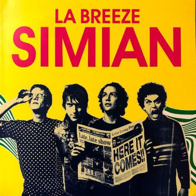 "SIMIAN / LA BREEZE [12""]"